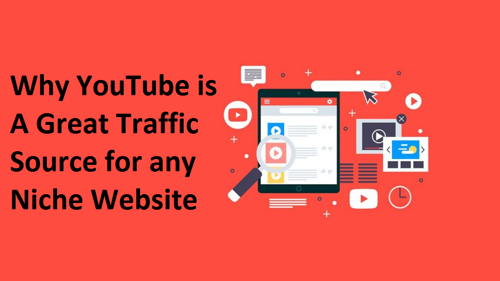 YouTube is A Great Traffic Source
