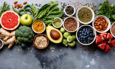 Healthy Diet to Develop Excellent Body