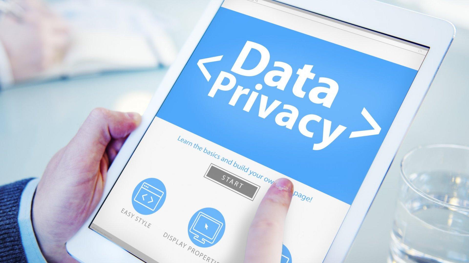 Protect your Personal Data